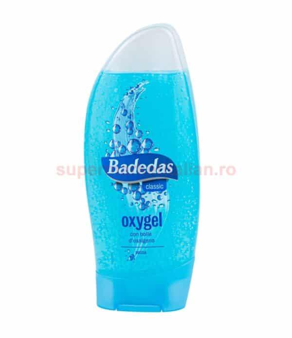Gel de dus Badedas Classic Oxygel cu Bule de Oxigen 250ml 8004020763503 1