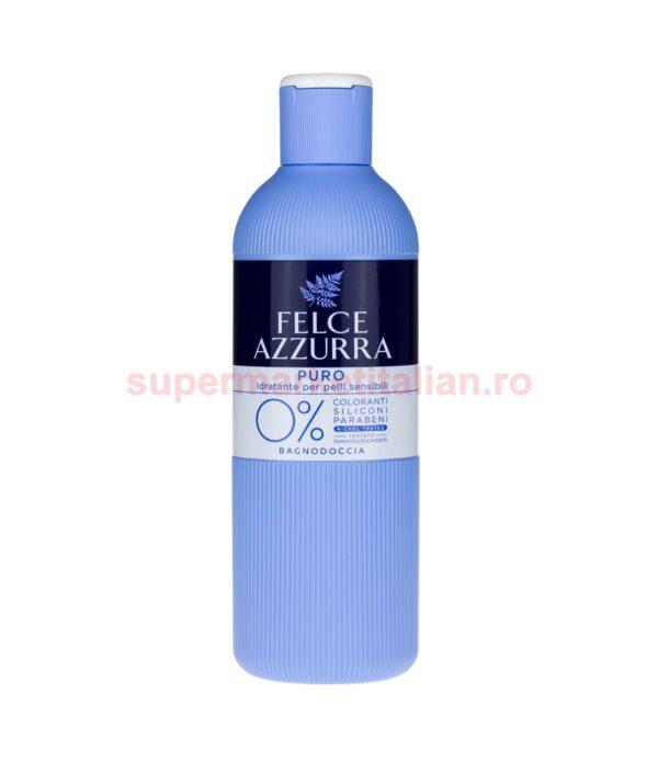 Gel de dus Felce Azzurra Puro pentru piele sensibila 650 ml 8001280068065 1