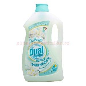 Balsam lichid Dual Power Professional cu Mosc alb