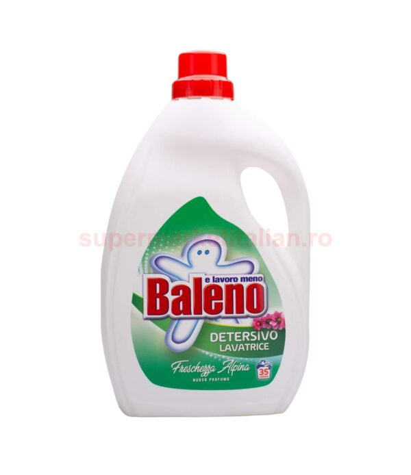 Detergent de rufe Baleno Prospetime alpina 35 spalari 1764 ml 8003372309124 1