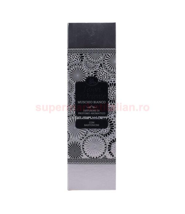 Difuzor De Parfum Aromatic Tesori dOriente Mosc Alb 200 ml 8008970050430 1