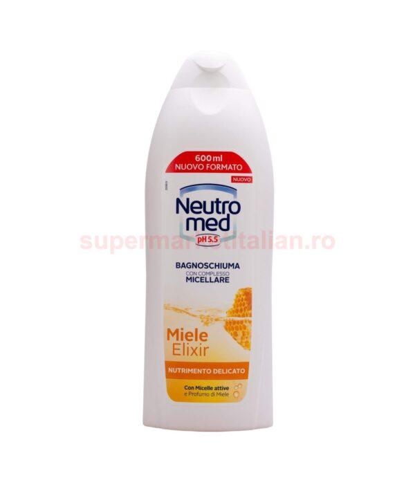 Gel de duș Neutromed cu Elixir de miere