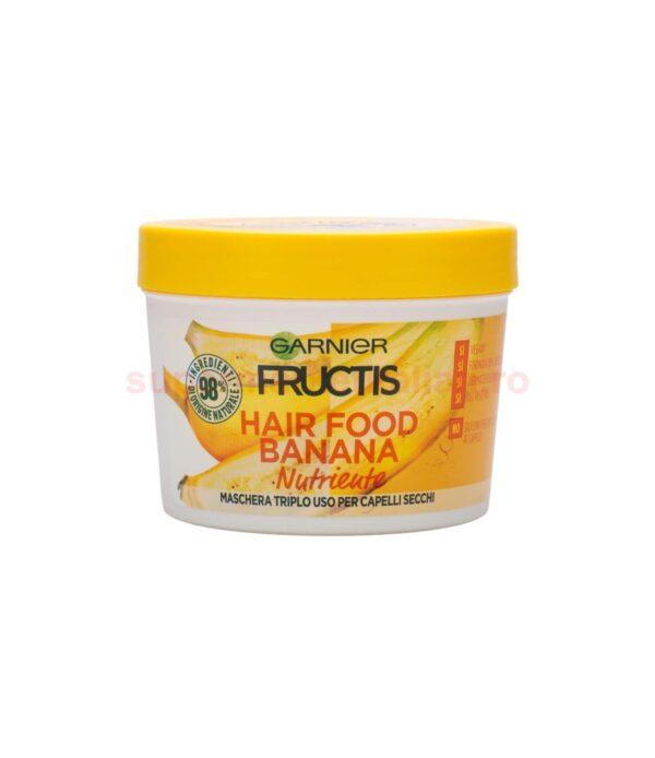 Masca de par Garnier Fructis Banane pentru par uscat 390 ml 3600542129268 1