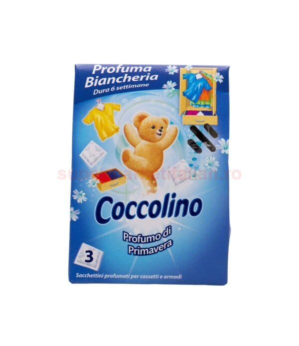 Parfum Pentru Lenjerie Coccolino Parfum De Primavara 3 Plicuri 8000660310282 1