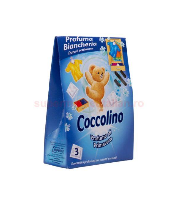 Parfum Pentru Lenjerie Coccolino Parfum De Primavara 3 Plicuri 8000660310282 3