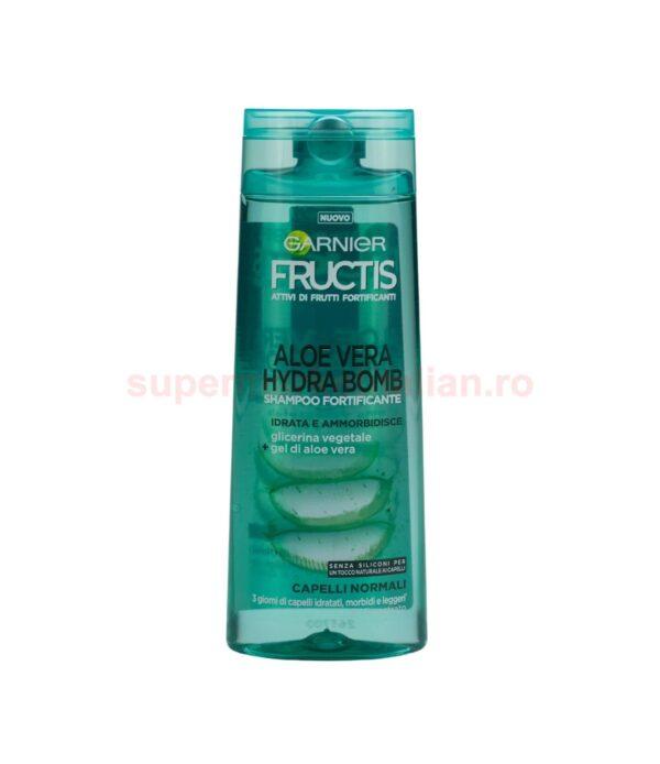 Sampon Garnier Fructis Fortificant Aloe Vera Hydra Bomb 250 ml 3600542117067 1
