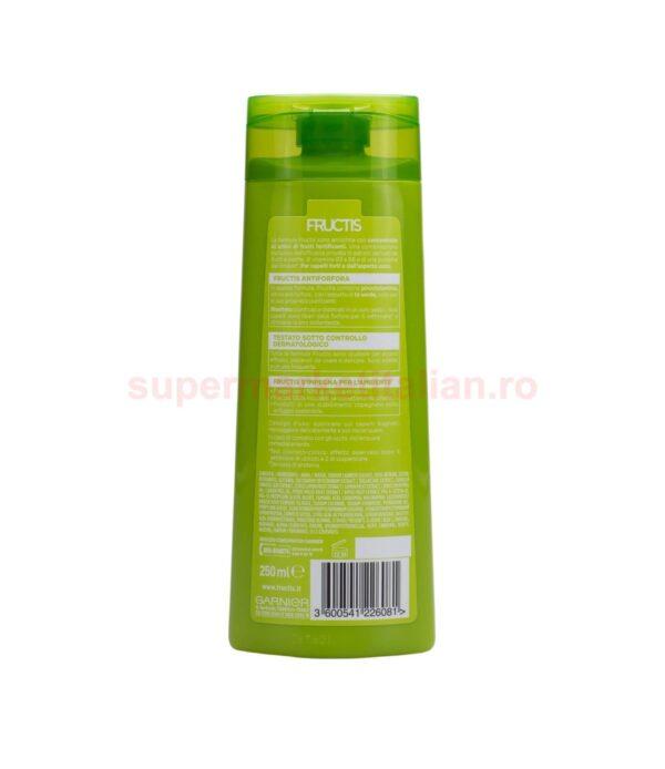 Sampon Garnier Fructis Fortificant Anti Matreata 2in1 Pentru Par Normal 250 ml 3600541226081 2