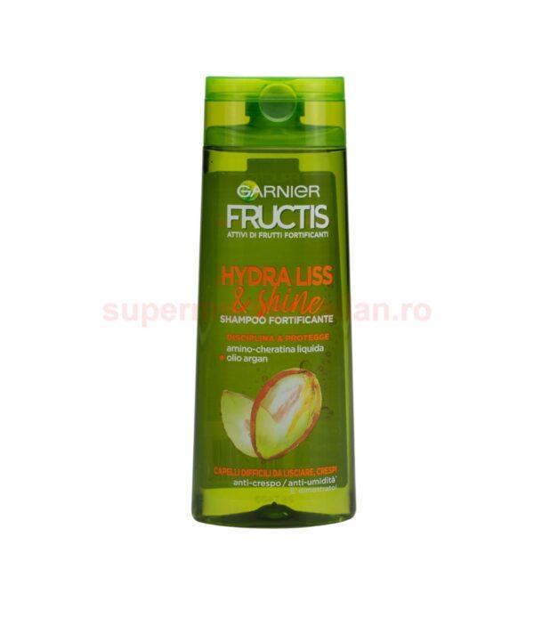 Sampon Garnier Fructis Fortificant Hydra Liss Shine 250ml 3600541251441 1