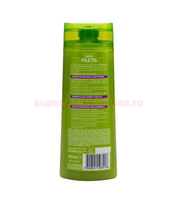 Sampon Garnier Fructis Fortificant Hydra Ricci Contouring 250 ml 3600541198418 2