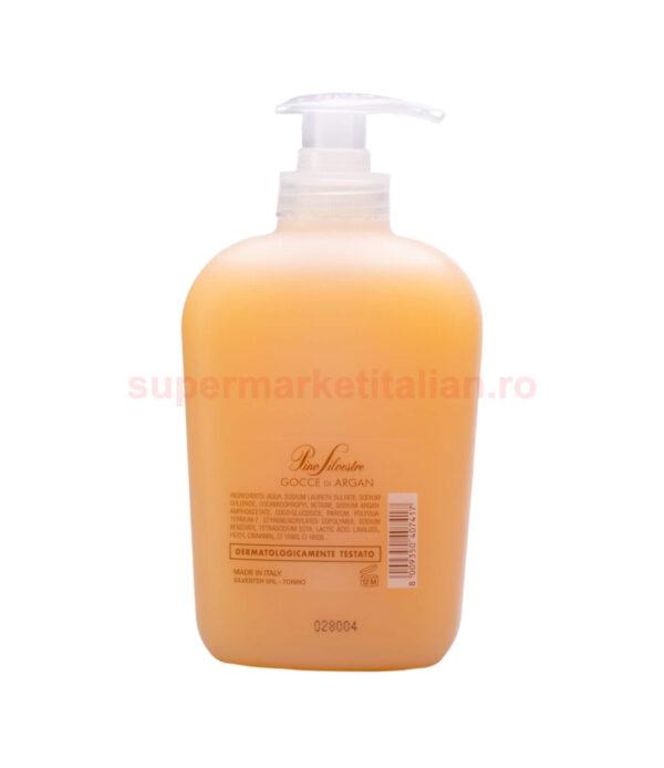 Sapun lichid Pino Silvestre Picaturi de Argan 300 ml 8009350407417 2