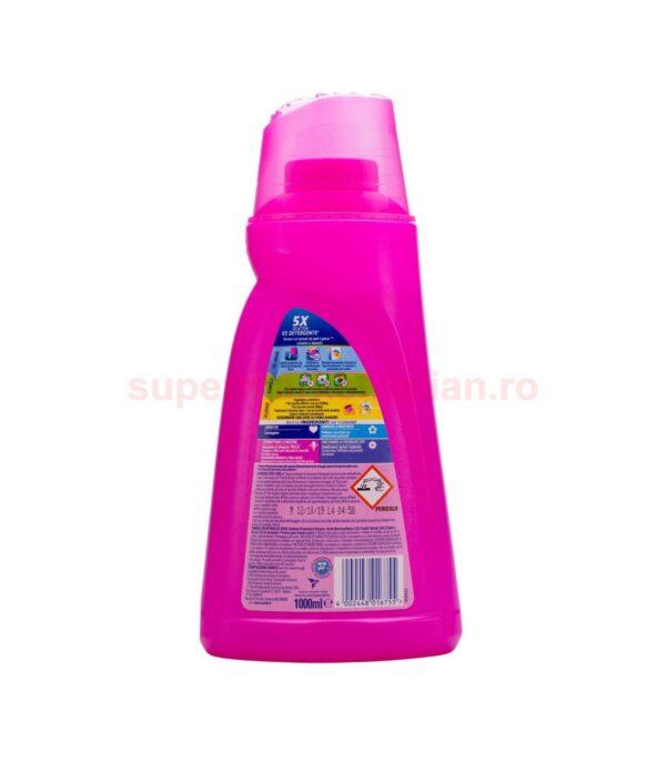 Solutie indepartarea petelor Vanish Oxi Action Increzator in privinta culorilor 1000 ml 4002448016755 2