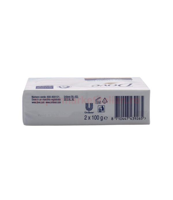 Sapun Dove Beauty Cream Bar cu crema hidratanta 2 bucati x 100g 8710447439265 2
